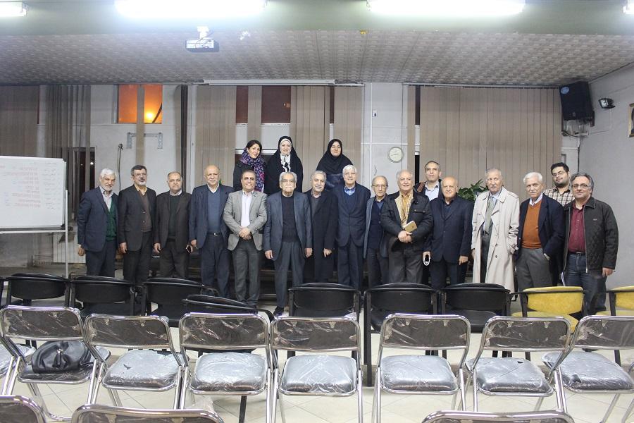 در مجمع عمومی انجمن / انجمن علوم و صنایع غذایی ایران هیئت مدیره جدید خود را شناخت +گزارش تصویری