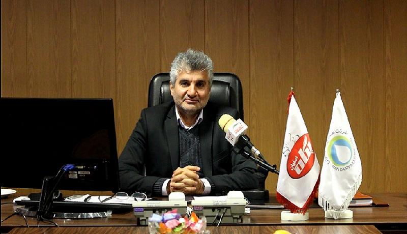 عبدالله قدوسی مدیرعامل شرکت صنایع شیر ایران (پگاه) شد
