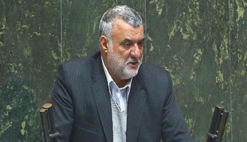 خبر استعفای حجتی در راهروهای مجلس/ حجتی در جلسه استیضاح حاضر نمیشود