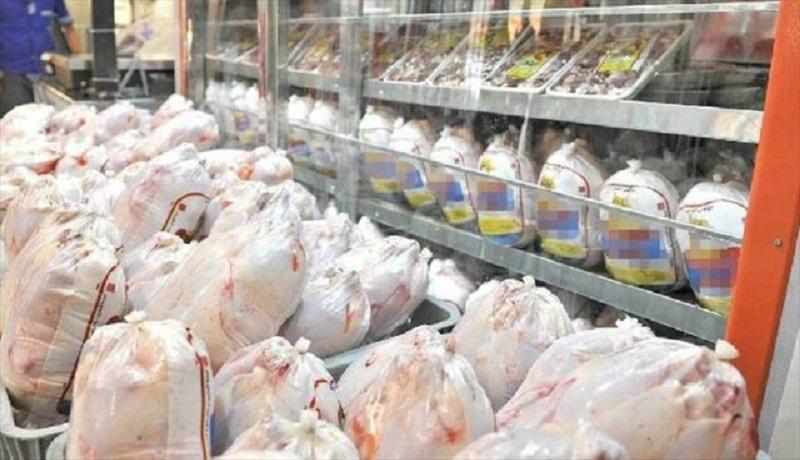 ثبات قیمت مرغ تا ۱۵ اسفند ادامه دارد / نرخ هر کیلو مرغ ۱۲ هزار و ۳۰۰ تومان