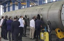 دمیرچی از روند ساخت مدرن ترین خط تصفیه روغن نباتی در ایران و خاورمیانه رونمایی کرد