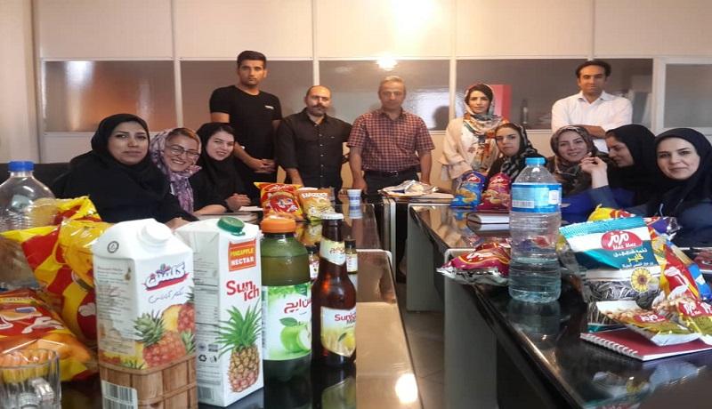 گزارش کارگاه آموزشی عملی دو روزه ارزیابی حسی – اپتیموم سازی فرمولاسیون محصولات غذایی ( مقدماتی ) برگزار شده توسط انجمن علوم و صنایع غذایی ایران با تدریس دکتر حسن کاکویی به همراه تصاویر