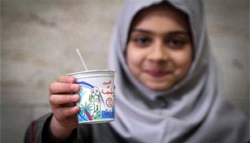 آغاز توزیع شیر رایگان در مدارس از شنبه